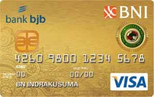 Bank BJB Credit Card Gold