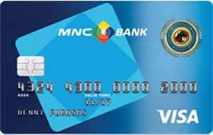 MNC Bank Gold Credit Card