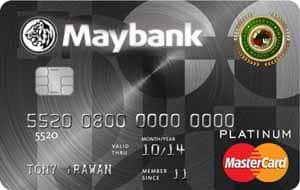 Maybank Kartu Kredit Platinum