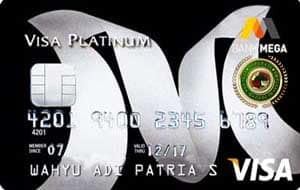 Mega Platinum Card300