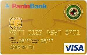 Panin Gold Card