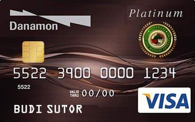 visa platinum danamon